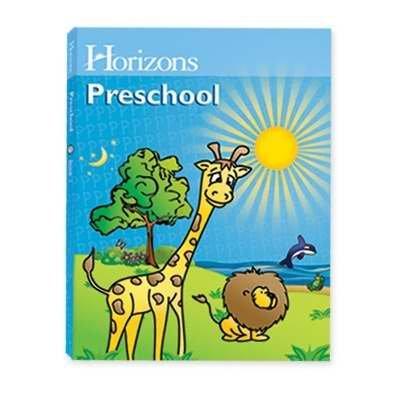 - Horizons Preschool Teacher's Guide Part 1