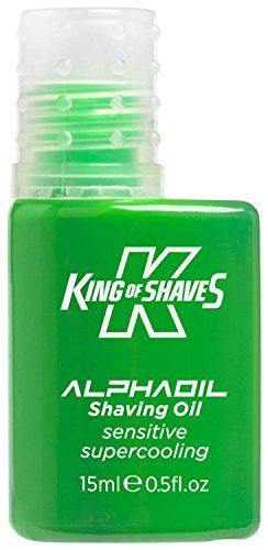 King of Shaves Formula Alpha Shaving Oil - .5 fl oz