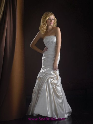 Allure Bridals Wedding Gown - 4