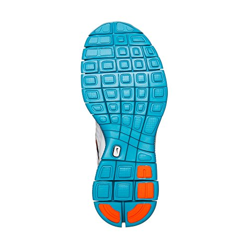 NikeFree Hypervenom (Gs) - zapatillas de fútbol Niños-Niñas Bianco