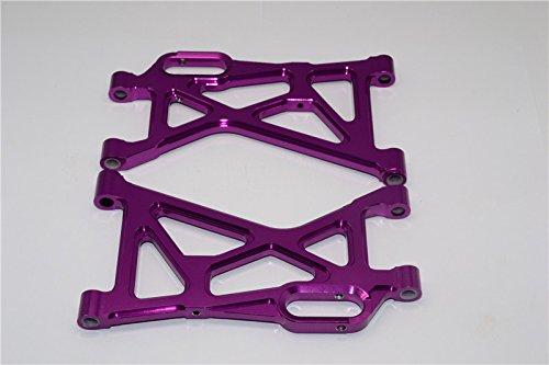 HPI Baja 5B RTR, 5B SS, 5T Upgrade Parts Aluminum Rear Lower Arm - 1Pr Purple