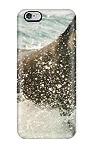 Durable Excellent Horse Back Case/cover For Iphone 6 Plus