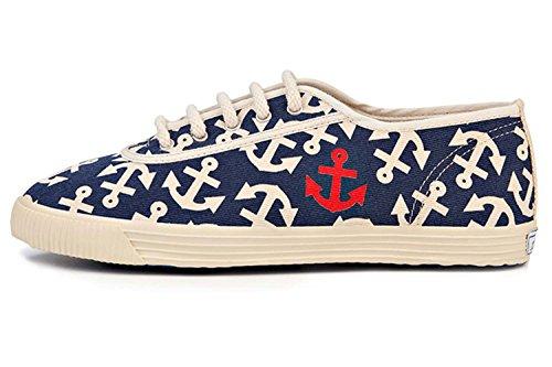 Donna Sidra Plava Sneaker Multicolore Startas 5HR7a7
