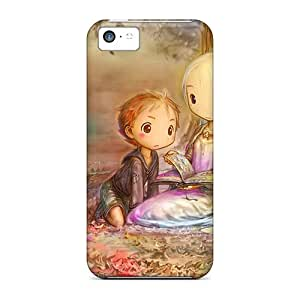 New Arrival Cases Covers With BAQ39192CyHo Design For Iphone 5c- Elebits Game