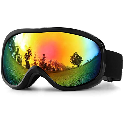SPOSUNE OTG Ski Goggles