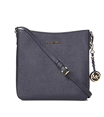 Amazon.com: MICHAEL Michael Kors Jet Set Travel Large Saffiano ...