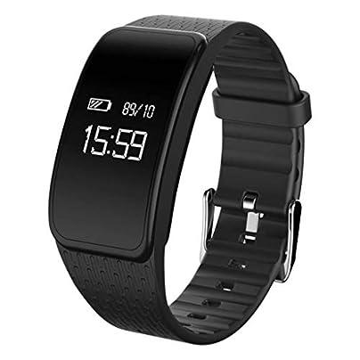 FANZIFAN smart wristband Smart Wristband Heart Rate Blood Oxygenation Fatigue Degree Anti lost Depth Waterproof Smart Bracelet Tracker for iOS Estimated Price £58.18 -