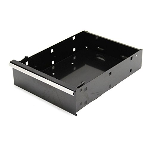 Craftsman 18195A7-DB5 Tool Chest Drawer, 4-in Genuine Original Equipment Manufacturer (OEM) part for Craftsman, Black