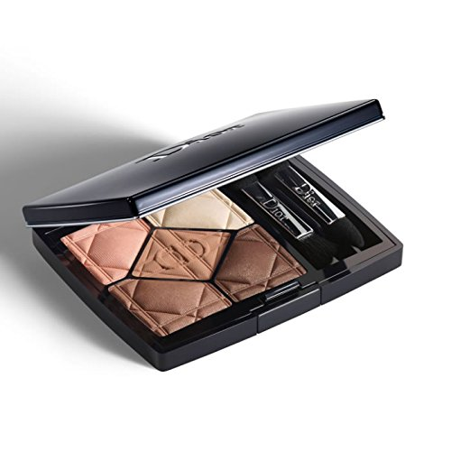Dior 5 Colours high fidelity colours & effects eyeshadow palette 647 024.oz ...