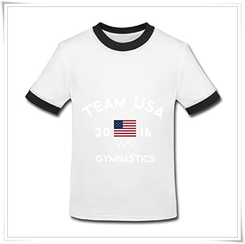 Usa Kids Ringer T-shirt - 6