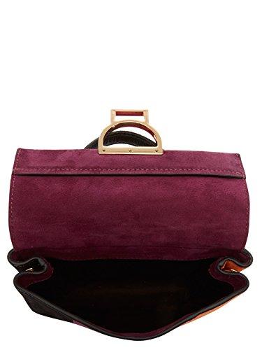 Coccinelle Multicolore A3055b701 Handbag Stripes Patch Arlettis rwPqRxUr