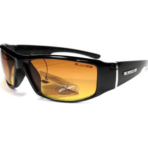 XL12 Style 2 X-Loop Eyewear HD High Definition Men's Outdoor Sport Sunglasses