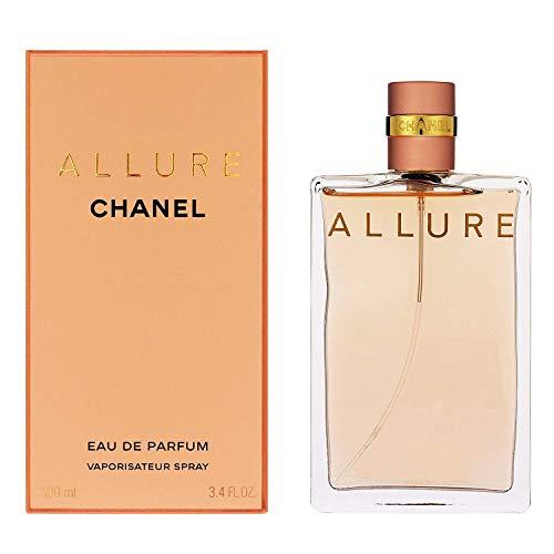 C H A N E L Allure Eau De Parfum Women spray 3.4 Oz / 100 ml