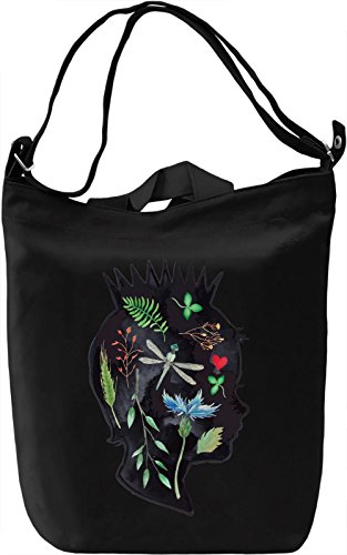 Little price Borsa Giornaliera Canvas Canvas Day Bag| 100% Premium Cotton Canvas| DTG Printing|