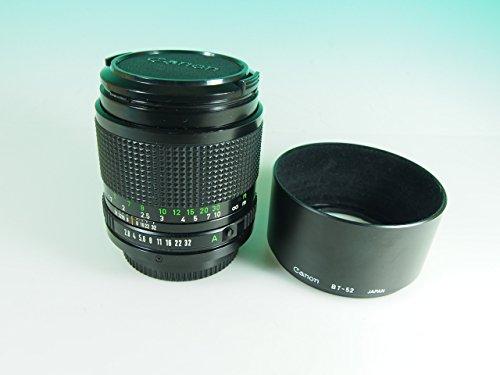 Canon MFレンズ NewFD 100mm F2 8