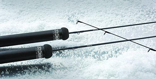 St. Croix - Avid Ice Series Jigging Rod, 27' Medium Light (AIR27ML)