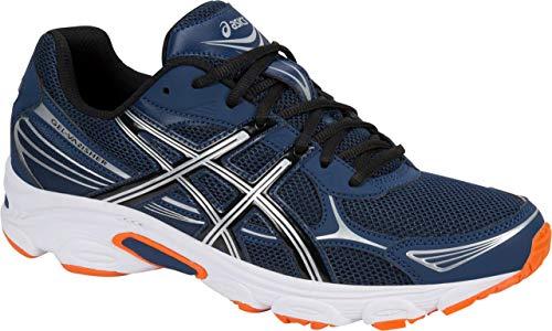 ASICS Gel-Vanisher Men's Running Shoe, Insignia Blue/Black/Silver, 14 M US