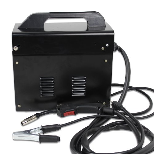 Flux Core Welding Wire >> ZENY MIG130 Gas-Less Flux Core Wire Automatic Feed Welder Welding Machine w/Free Mask AC Current ...