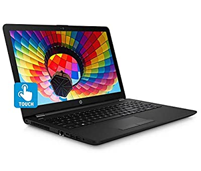 Newest_HP 15.6 HD Touchscreen Laptop-Intel Pentium N5000 Processor, 4GB RAM, 1TB HDD, HDMI, Webcam, Win 10, Bundled with Wireless Mouse and Bag