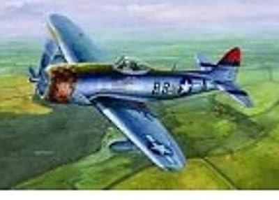 Trumpeter 1/32 P47D Thunderbolt Late Variant Fighter Model Kit