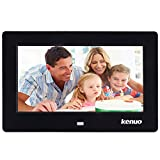 Best Digital Picture Frames - Kenuo 7 Inch Digital Picture Photo Frame 1024x600(16:9) Review