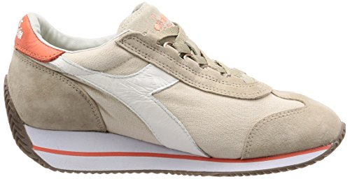 pour W femme Beige Heritage SW Sneakers Diadora EQUIPE HH ntBaYwSxHq