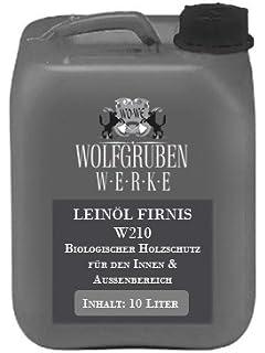 1l Natur Leinöl Holzöl Holzschutz Holzpflege Pflegeöl Holz ölen