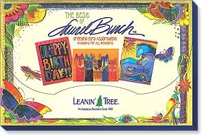 The Best of Laurel Burch Greeting Card Assortment 20 Designs for All (Laurel Design)