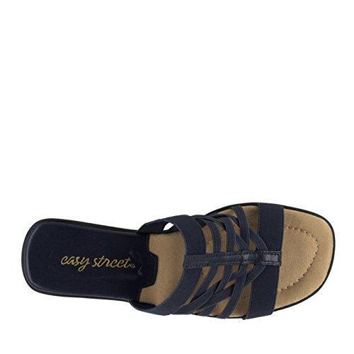 Easy Street Seaside Fibra sintética Sandalia