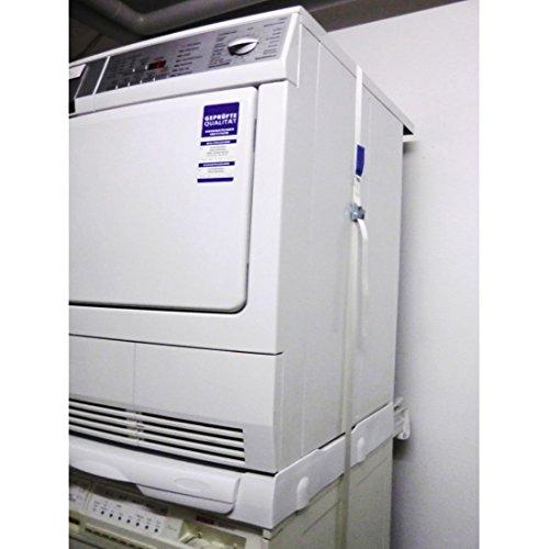 waschmaschine und trockner ubereinander xavax zurrgurt mit klemmschloss fa 1 4 r sicherungsgurt spanngurt lange 6 m breite 25 mm amazonde elektro groagerate un