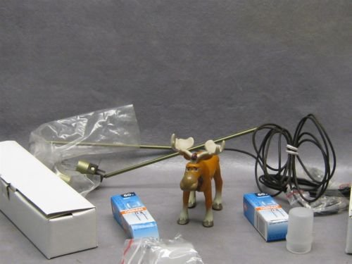 Moose 2 Light Pendant - 9