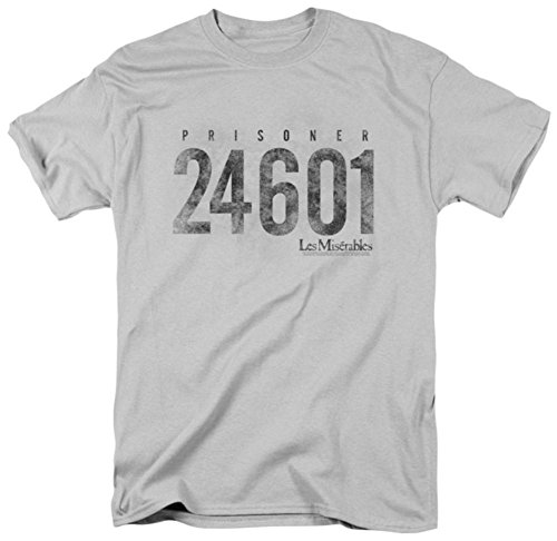 Les Miserables - Prisoner T-Shirt Size M