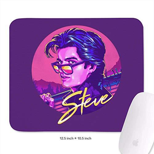 Steve-Harrington- Gaming Mouse Pad Customized Mouse Pad Waterproof Mousepad
