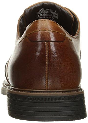Rockport Herre Pause Wingtip Oxford Mørkebrun Læder 6mtjh