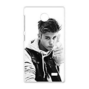 Cool Man Fahionable And Popular Back Case Cover For Nokia Lumia X