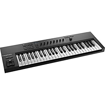 novation launchkey 49 usb keyboard controller for ableton live 49 note mk2 version. Black Bedroom Furniture Sets. Home Design Ideas