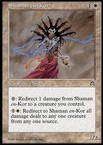 Magic: the Gathering - Shaman en-Kor - Stronghold by Magic: the Gathering