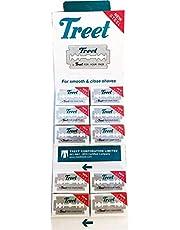 100 ostrzy do golenia Treet New Steel