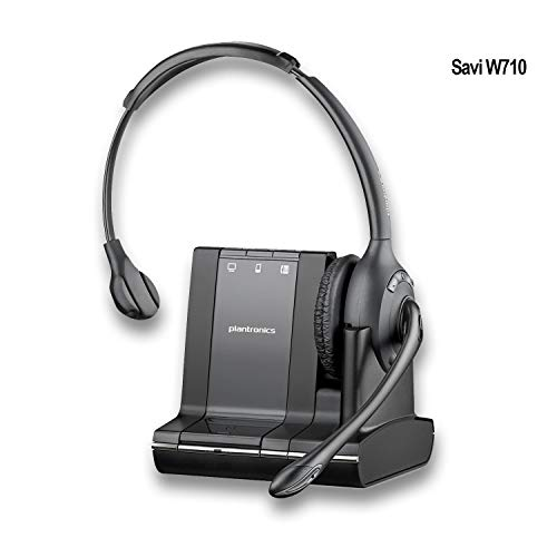 Plantronics Savi W710 Multi Device Wireless Headset System by Plantronics (Image #2)