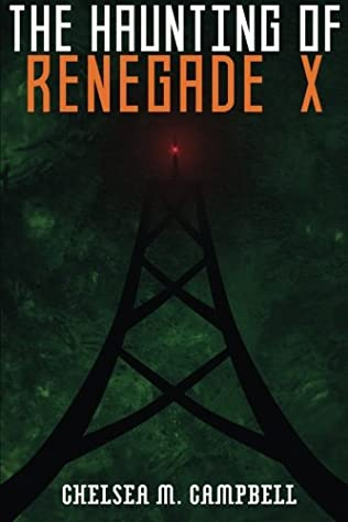 book cover of The Haunting of Renegade X