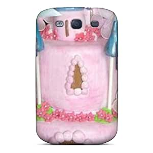 Series Skin Case Cover For Galaxy S3(castle Cake)