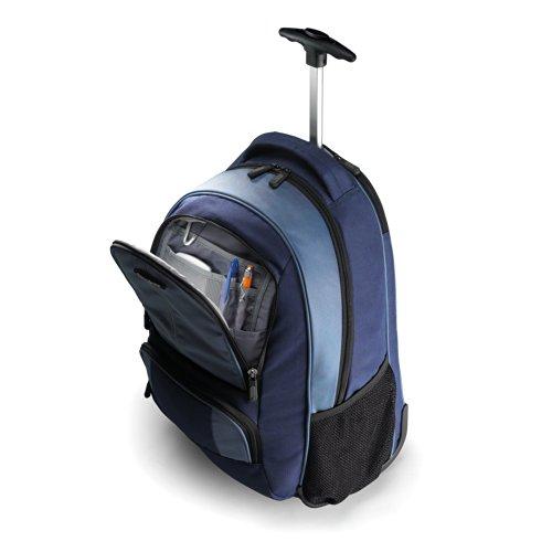 Samsonite Wheeled Backpacks Wheeled Computer Backpack Blue in the ...