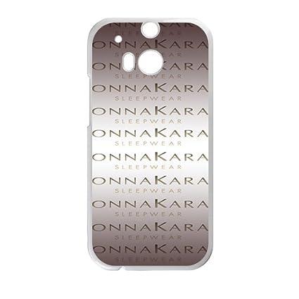 best website 31468 eb04c Donna Karan fashion cell phone case for HTC One M8: Amazon ...
