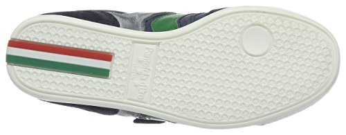 Pantofola d'Oro Vasto Ragazzi Velcro Low - Zapatillas de casa Niños Azul (Dress Blues)
