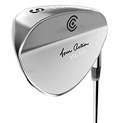 Cleveland Golf 588 RTX 2.0 58* Tour Satin (10* Bounce) Steel Left Handed