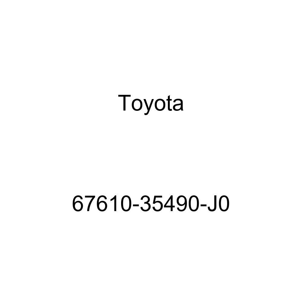 Genuine Toyota 67610-35490-J0 Door Trim Board