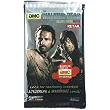 The Walking Dead Season Three Part 2 Trading Cards