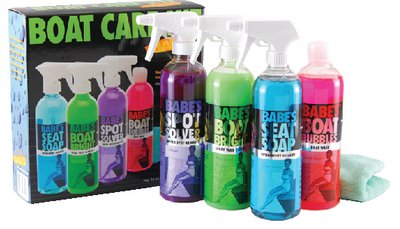 Babe's Boat Care Kit BB7500