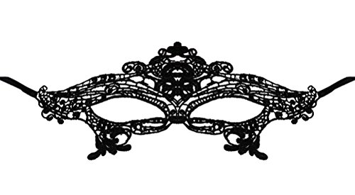 Costume Design In Greek Theatre (Halloween Women's sexy lace masks Masquerade party Halloween Party Masks)