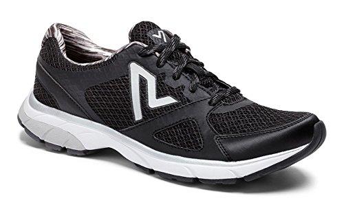 Vionic Women's Satima Active Sneaker Black 9.5 M by Vionic